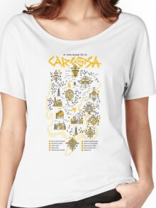 Welcome to Carcosa Women's Relaxed Fit T-Shirt