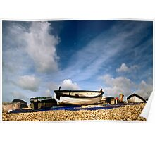 Selsey Beach Poster