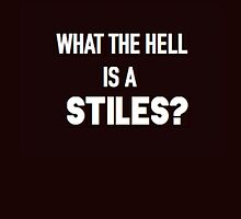 What the hell is a stiles? Phone Case by ozalpha