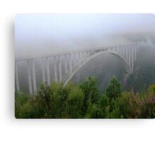 Bloukrans Bridge, South Africa Canvas Print