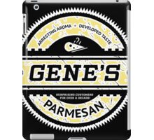 Gene's Parmesan Logo - Arrested Development iPad Case/Skin