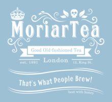 MoriarTea 2014 Edition (white) Kids Clothes