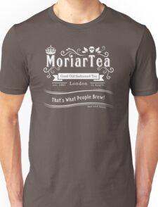 MoriarTea 2014 Edition (white) Unisex T-Shirt