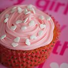 Pink Cupcakes - Birthday Girl by Framed-Photos