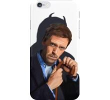 Hugh Laurie as Imp iPhone Case/Skin
