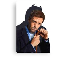 Hugh Laurie as Imp Canvas Print