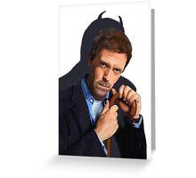 Hugh Laurie as Imp Greeting Card