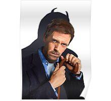 Hugh Laurie as Imp Poster