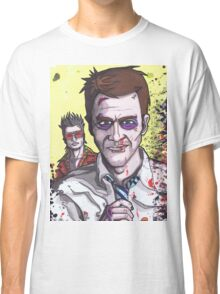 Fight Club #3 Tyler and I just gave it a name Classic T-Shirt