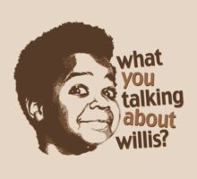 What you talking about willis?? by oded sonsino