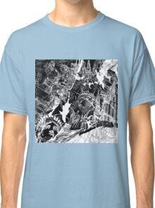 New York  map 1 Classic T-Shirt