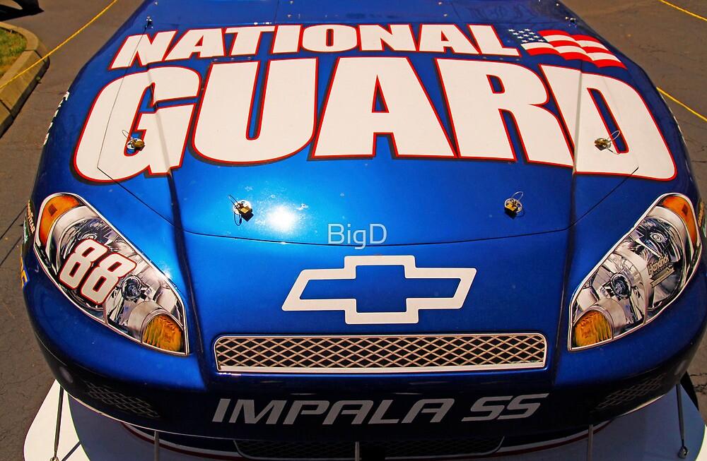 National Guard-Hershey Park, PA by BigD