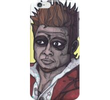 Fight Club #4 It Could Be Worse... iPhone Case/Skin