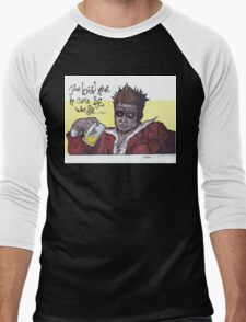 Fight Club #4 It Could Be Worse... Men's Baseball ¾ T-Shirt