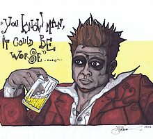 Fight Club #4 It Could Be Worse... by Spencer Holdsworth Art