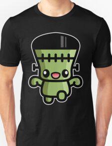 Cute Cartoon Halloween Frankenstein T-Shirt