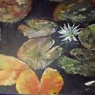 Autumn Pond by Conor Murphy