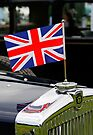 Morris Oxford & Union Flag by buttonpresser