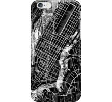 New York  map 3 iPhone Case/Skin