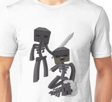 The Wither Skeleton Family Unisex T-Shirt