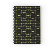 Finch of Interest Spiral Notebook
