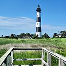 Bodie Island Lighthouse by Monnie Ryan