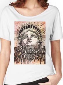 Spirit of the city 3 Women's Relaxed Fit T-Shirt