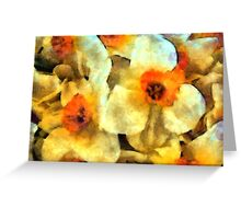 Sunny Days of Spring Greeting Card