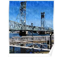Soldiers and Sailors Bridge Poster