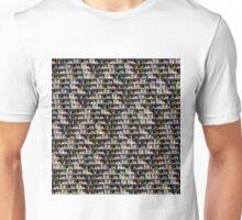 Shirtless Male Youth Pattern # 2 Unisex T-Shirt