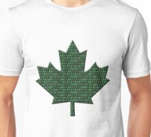 Canadian digital Unisex T-Shirt