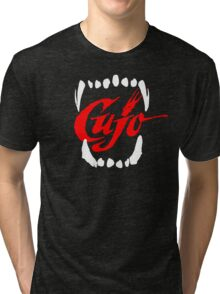 CUJO [teeth] Tri-blend T-Shirt