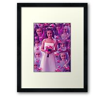 Images of Jules Framed Print