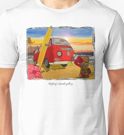 vw art Unisex T-Shirt