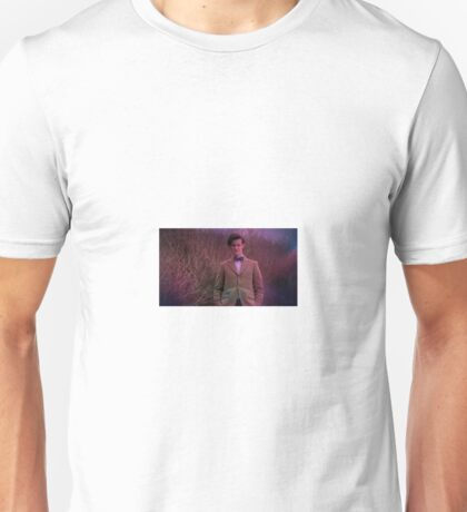11th Doctor Time and Space Unisex T-Shirt