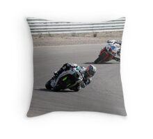 Miller Motor Sports Throw Pillow