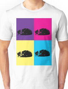Pop Art Tabby 002  T-Shirt