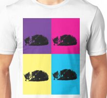 Pop Art Tabby 002  Unisex T-Shirt