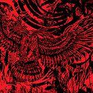 Red Ruru by Evan F.E. Lole