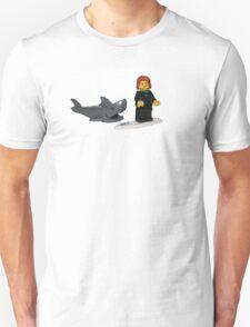 LEGO Surfer and Shark Unisex T-Shirt
