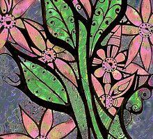 Just Flowers by MelDavies