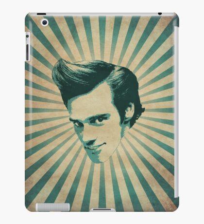 Carrey iPad Case/Skin