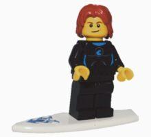 LEGO Surfer Baby Tee