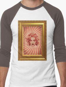 Madonna Men's Baseball ¾ T-Shirt