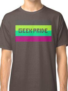 Geek Pride Flag Classic T-Shirt