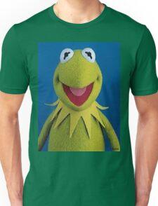kermit face Unisex T-Shirt