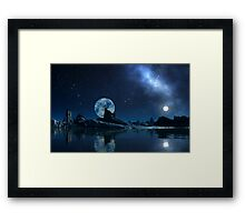 Storm Watcher Framed Print