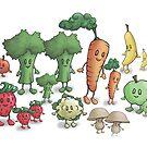 Children's book illustrations by Natassja