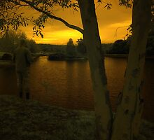 Last cast of the day, Pemberton, Western Australia by BigAndRed
