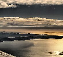 Marlborough Sounds by coffeebean